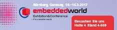 embedded World - Exhibition Conference - Logo